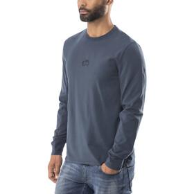 E9 M's Scar LS Shirt bluenavy